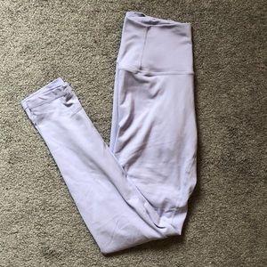 Ethos Lilac Leggings Size M